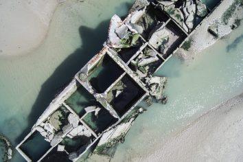 Port artificiel Arromanches (14)