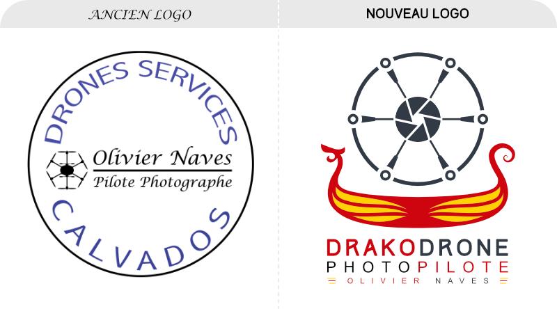 ancien-et-nouveau-logo-drakodrone-olivier-naves-normandie-lefeuvre-francois