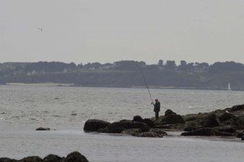 Balade en mer : Le pêcheur