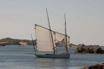 Ballade en mer : La Granvillaise