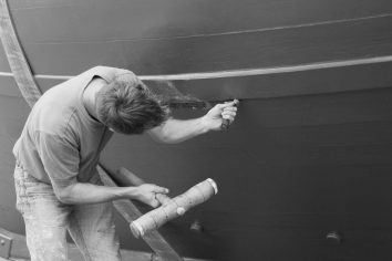 Balade en mer : DEHEL, mise à l'eau