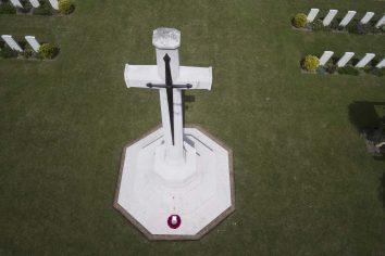 Cimetière militaire anglais de Bazenville (14)
