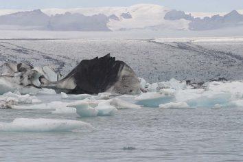 Islande : lagune Glacière de Jökulsárlón