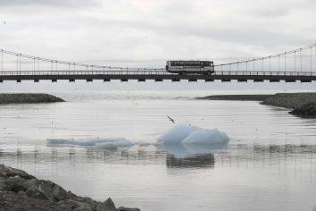 Islande : Lagune glacière du Jökulsarlon