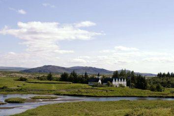 Islande : Þingvellir (Thingvellir)