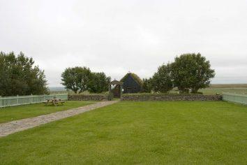 Islande : église de Viðimyri