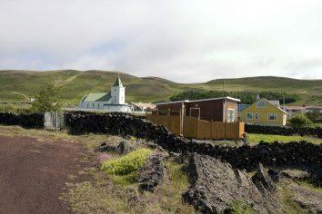 Islande : Reykjahlíð