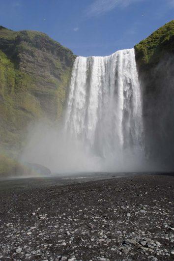 Islande : Skogafoos