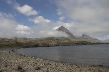 Islande : Les fjords de l'est, le Búlandstindur