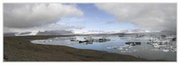 Islande : lagune glacière du Jökulsárlón