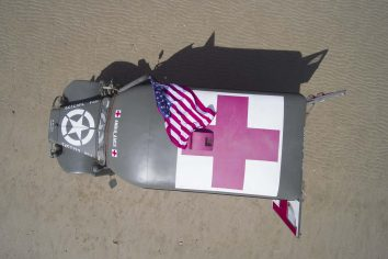 Ambulance américaine
