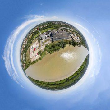 VEOLIA : Usine Arc en ciel