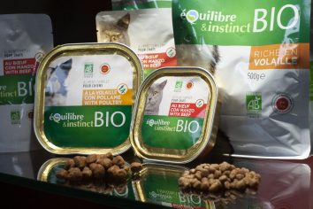 NORMANDISE PETFOOD – NOUVELLE GAMME BIO.
