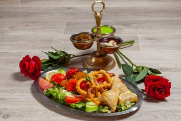 Cuisine Indo-Pakistanaise