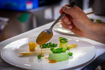 RESTAURANT LE DAUPHIN – Genèse d'un plat